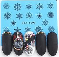Слайдер водный для дизайна ногтей STZ- 1099, фото 1