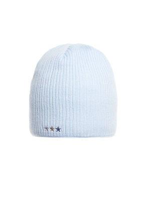 Стильная качественная и практичная вязаная мужская шапка., фото 3