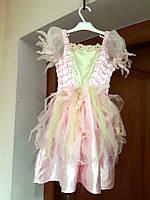 Карнавальний костюм принцессв феї 117 см б/у