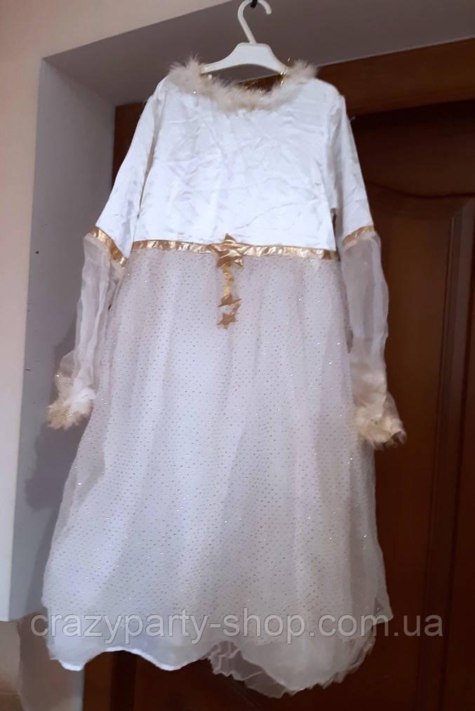 Карнавальный костюм ангела 140 см б/у