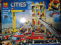 Лего сити; Конструктор лего Сити; лего сити пожарная часть; лего ; пожарное лего