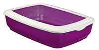 4040 Trixie Mio Туалет с рамкой, фиолетовый
