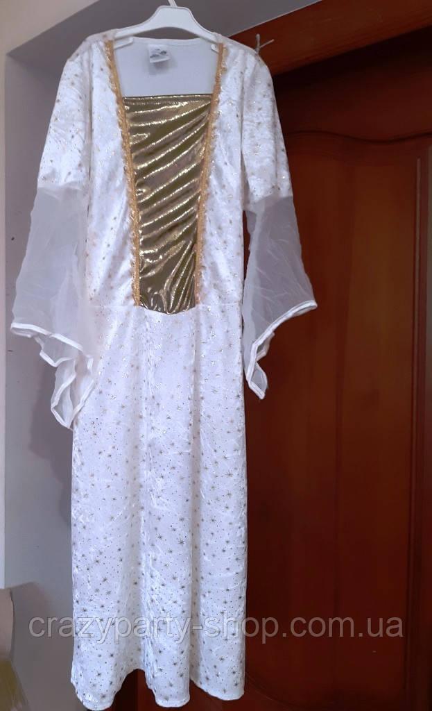 Карнавальный костюм ангела 128 см б/у