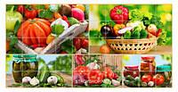 Декоративные Панели ПВХ Плитка щедрый урожай