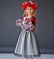 Плаття вишите Жарптиця (5-12 років)