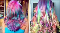 Спрей-краска для волос смывающаяся