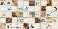 Декоративні Панелі ПВХ Плитка еспресо
