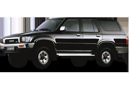 Багажник на крышу для Toyota (Тойота) 4Runner 2 1989-1995