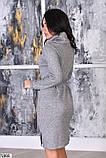 Платье серое, фото 3