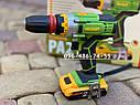 Шуруповерт аккумуляторный Procraft PA212 DFR патрон 21 вольт, фото 4