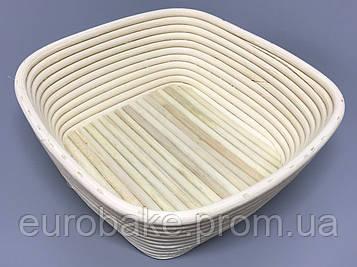 Корзины для расстойки теста квадратной формы на 0,75 кг хлеба