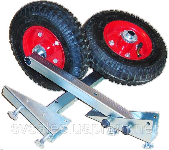 Транцевые колеса BVS КТ270 Economy