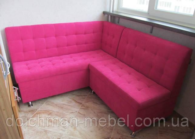 """Кухонный диван с ящиками """"Малибу"""""""