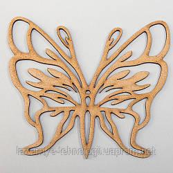 Бабочка красивая