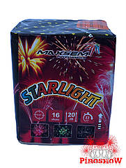Салют STARLIGHT 16 выстрелов 20 калибр GP497 Maxsem