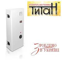Электрический котёл Титан мини люкс 3 кВт 220 В