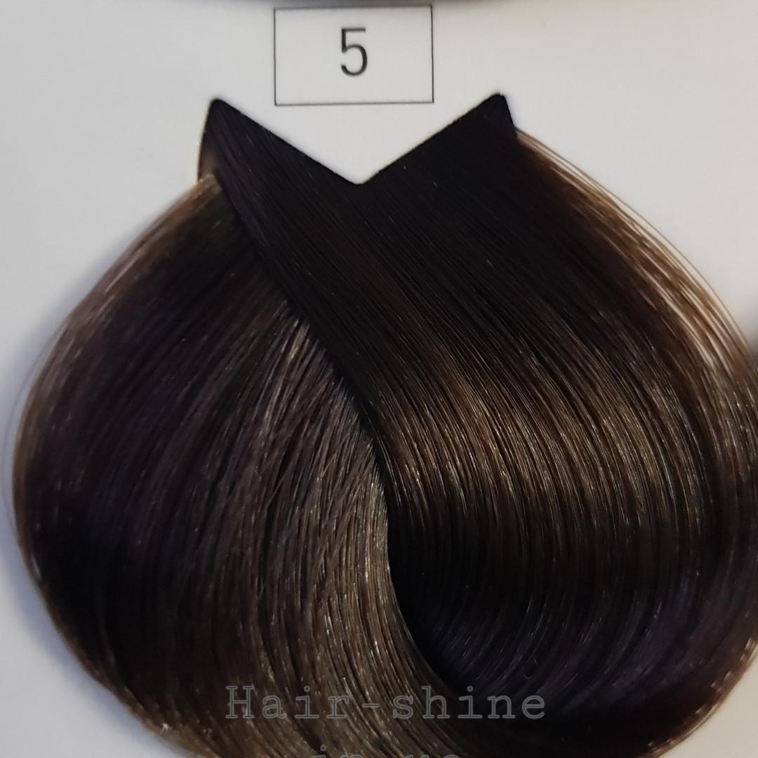 Крем-краска для красоты волос -L'Oreal Professionnel Majirel 5 светлый шатен 100 мл