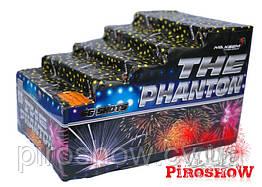 Салют Ступенька THE PHANTON 66 выстрелов 20-25-30-50 калибр | Фейерверк GWM6603 Maxsem