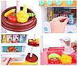 Детская игровая кухня 889-179 со звуковыми и световыми эффектами , водой, 43 предмета, высота 72 см, фото 3