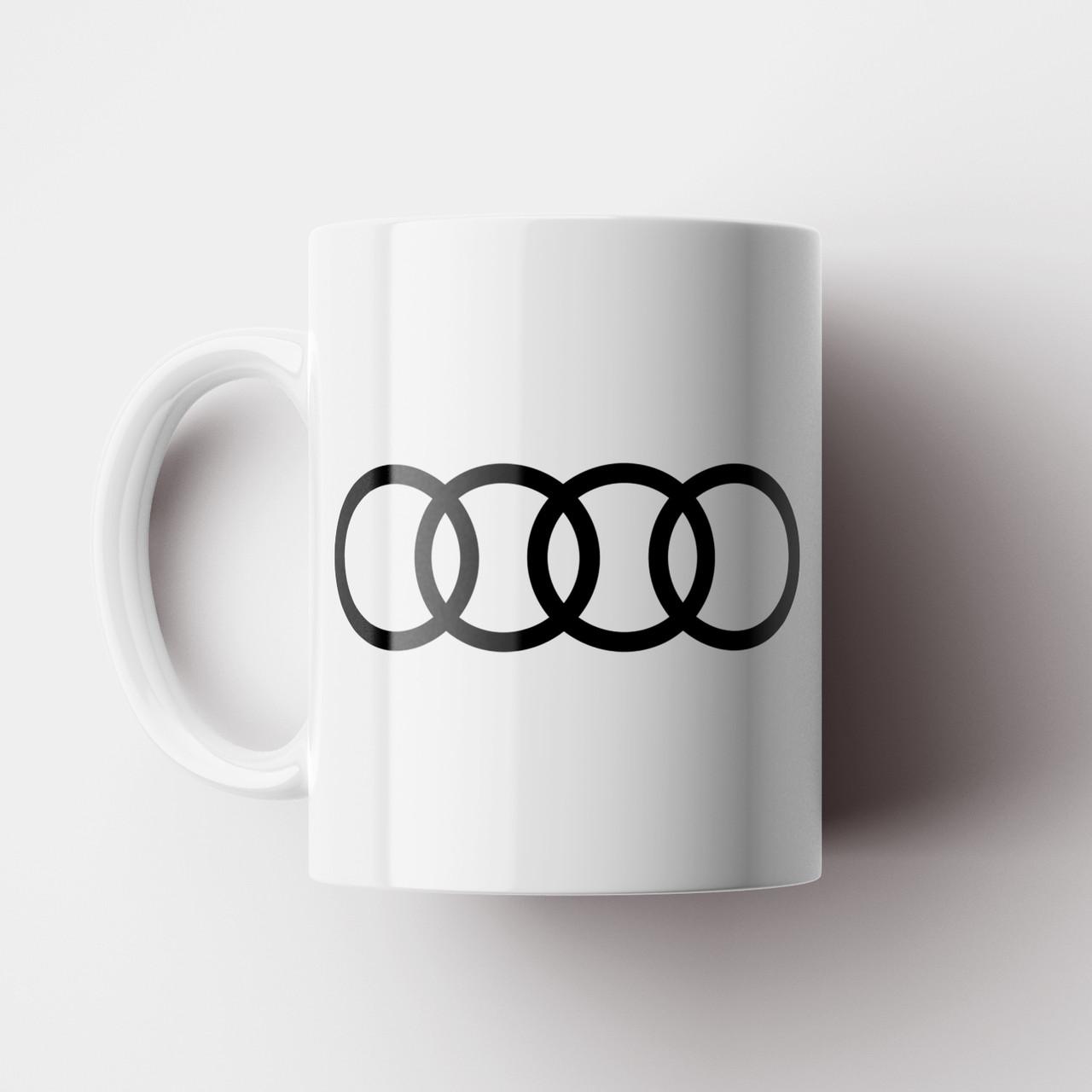 Кружка Audi. Ауди