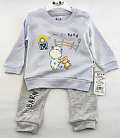 Костюм 3 месяца Турция на мальчика для новорожденных спортивный новорожденного, фото 1