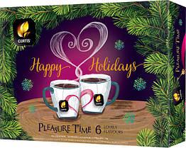 Набір листового чаю в пірамідках Curtis Pleasure Time