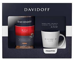 Набір розчинної кави з чашкою Davidoff Rich Aroma 100 грам