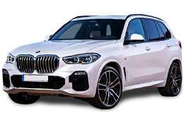 Защита двигателя и КПП для BMW (БМВ) X5 G05 2018-