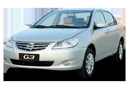 Защита двигателя и КПП для BYD (БИД) G3 2011-