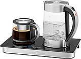 Электрочайник PROFI COOK PC-TKS 1056 (набор для приготовления чая и кофе), фото 2