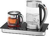 Электрочайник PROFI COOK PC-TKS 1056 (набор для приготовления чая и кофе), фото 4