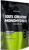 Creatine Monohydrate 500 G no flavour - Пакет , BiotechUSA 100%