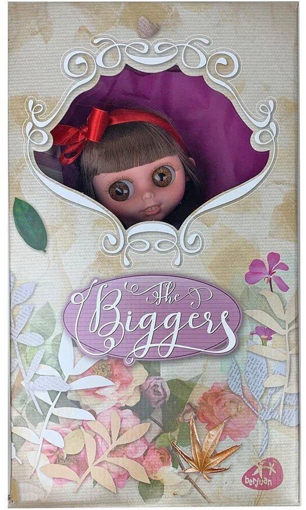 Кукла Berjuan Биггерс Абба Лингг 32 см