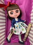 Лялька Berjuan Біггерс Абба Лінгг 32 см, фото 2