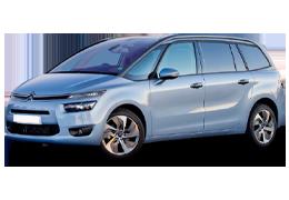 Защита двигателя и КПП для Citroen (Ситроен) C4 Picasso II 2013-