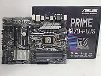 Материнская плата ASUS Prime H270-Plus (s1151, Intel H270, PCI-Ex16) бу