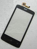 Оригинальный тачскрин / сенсор (сенсорное стекло) для Acer Liquid Z4 Z160 (черный цвет)