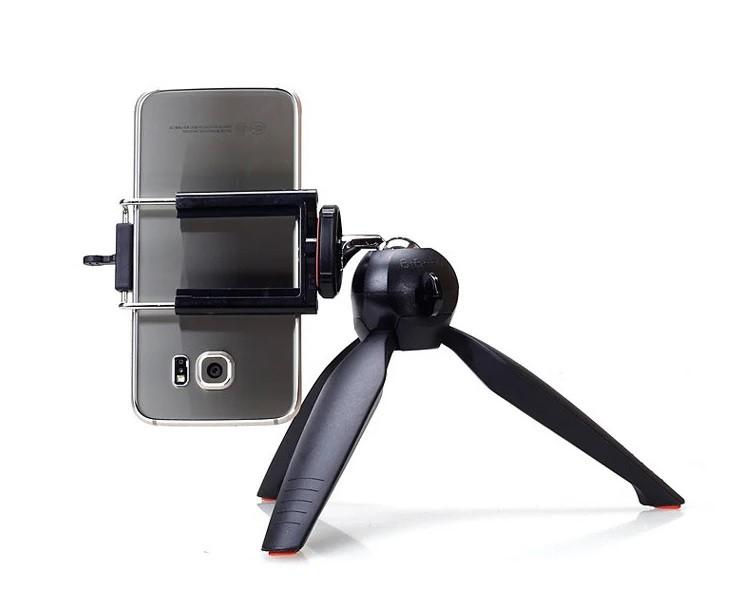 Штатив Yunteng, мини монопод, тренога для телефона, камеры