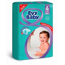 Подгузники Evy Baby размер 4, 7-18 кг, 64 шт