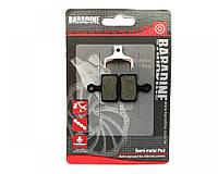 Дисковые тормозные колодки велосипеда Baradine DS-63, фото 1