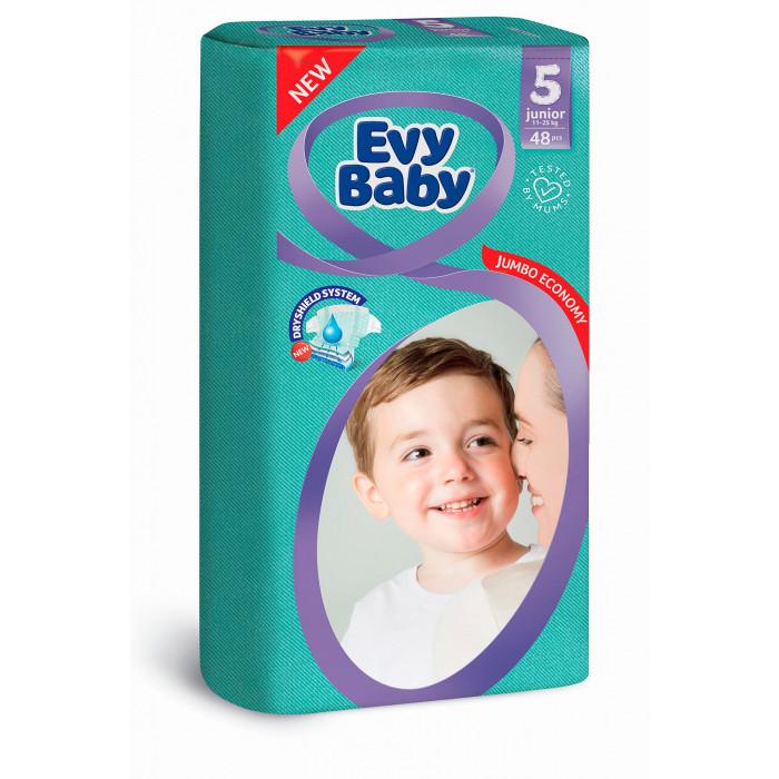 Підгузники Evy Baby розмір 5, 11-25 кг, 48 шт