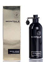 Парфюмированная вода унисекс Montale Royal Aoud 50ml