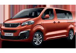 Защита двигателя и КПП для Peugeot (Пежо) Traveller 2017+