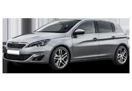 Защита двигателя и КПП для Peugeot (Пежо) 308 II 2013+
