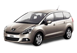 Защита двигателя и КПП для Peugeot (Пежо) 5008 I 2009-2017