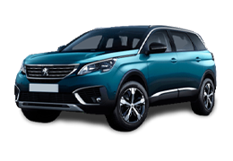 Защита двигателя и КПП для Peugeot (Пежо) 5008 II 2016+