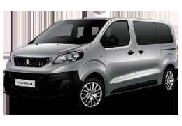 Защита двигателя и КПП для Peugeot (Пежо) Expert III 2016+