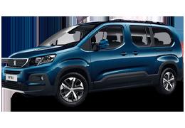 Защита двигателя и КПП для Peugeot (Пежо) Rifter 2018+