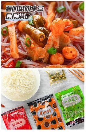 Картофельная вермишель  Лючжоу  с остро-кислым супом  148 г, фото 2