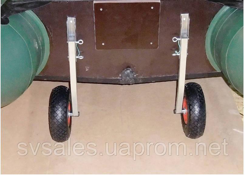 Транцевые колеса BVS КТ400 base